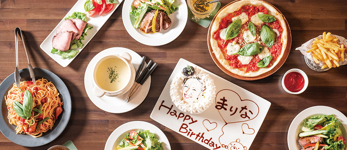 ディナースペシャル記念日コース(ステーキフォンデュ付き)